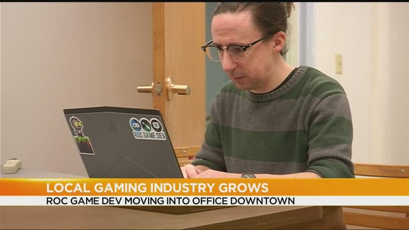 Group aims to expand gaming industry in Rochester